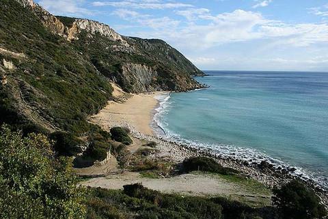 Coroni beach