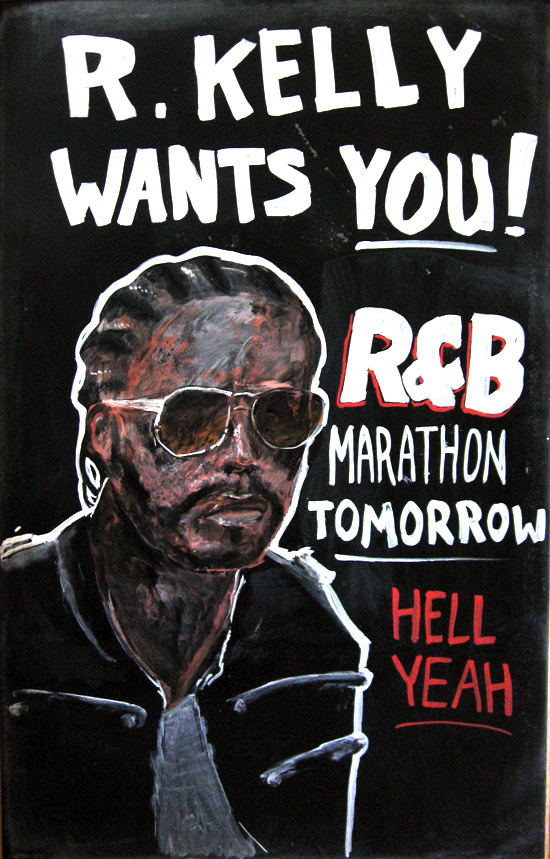 R. Kelly R&B Marathon