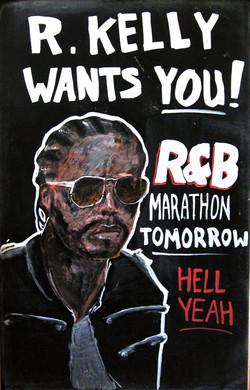 R. Kelly R&B Marathon