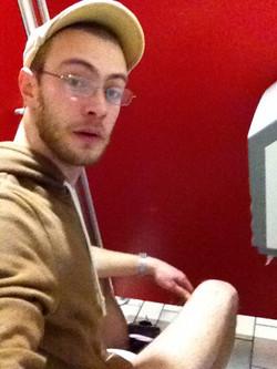 Hobo Dudley BR Selfie