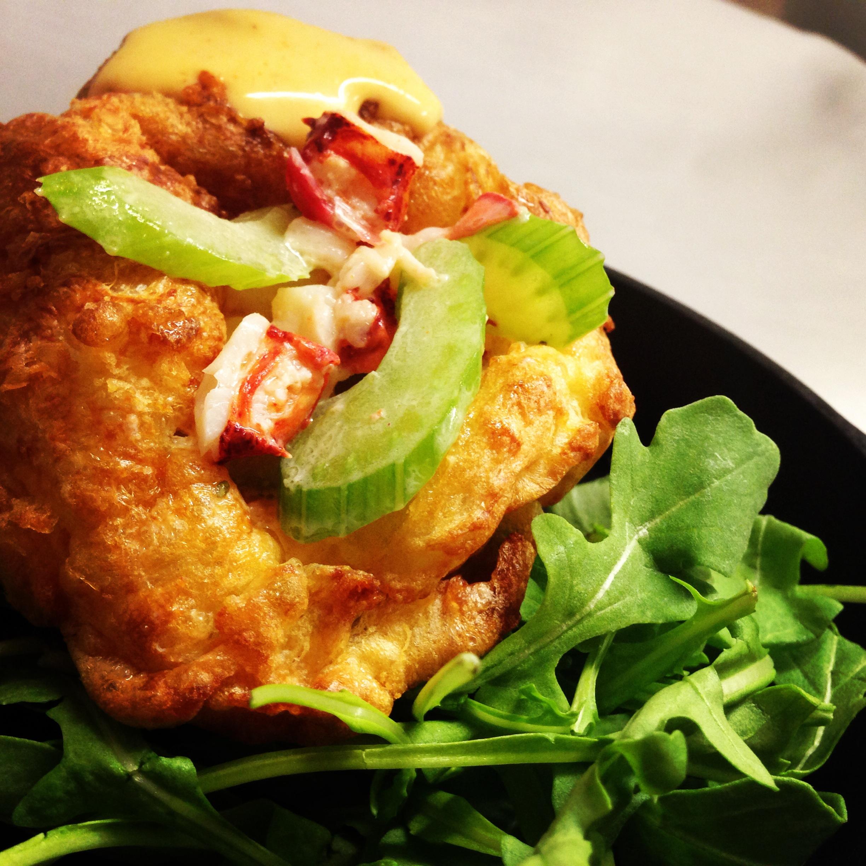 Lobster Popover