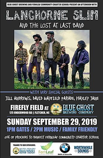 Langhorne Slim featuring Jill Andrews, David Mayfield Parade and Haley Jane