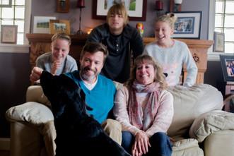 Hostetter Family Christmas