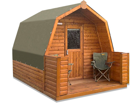 How Does Glamping Pod Rental Work?