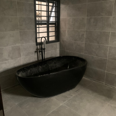 Modern Bathroom Design Project - by Role14 Construction