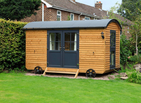 A Shepherds Hut Kit - Customer Photo's