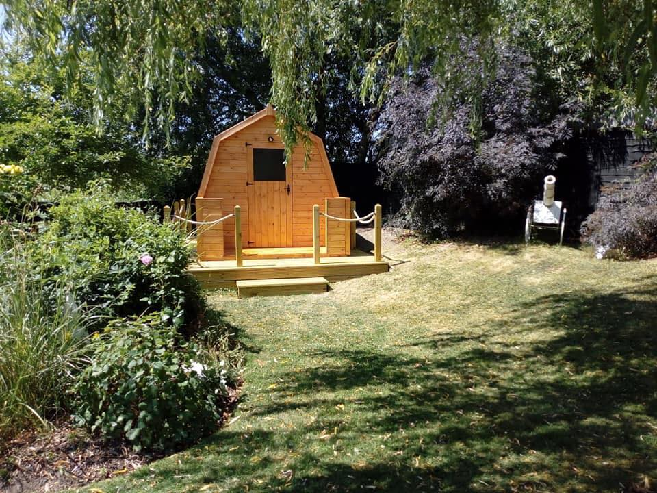 The Lodge Glamping Pod