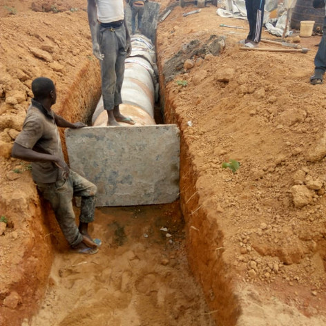 Drainage Project - by Role14 Construction