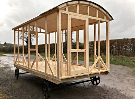 Shepherd's Hut Kits - Ordering, Payment and Delivery Information