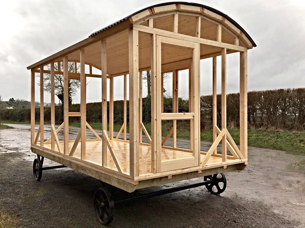 Shepherd's Hut Kit