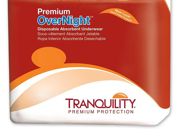 Tranquility Premium Overnight Disposable Underwear by Principle Business