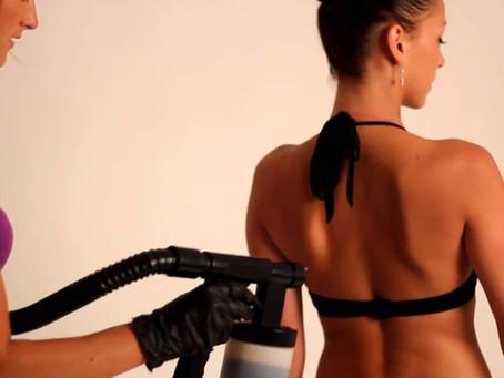 The Art Of Airbrush Tanning