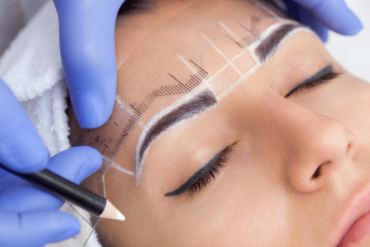 Precise Brow Mapping