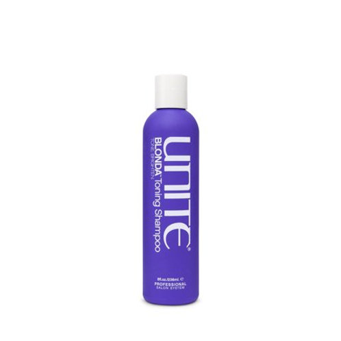 UNITE BLONDA TONING SHAMPOO 8oz