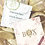 Thumbnail: BOX NATURALS CLEANSING TOWELETTES - ROSEWATER