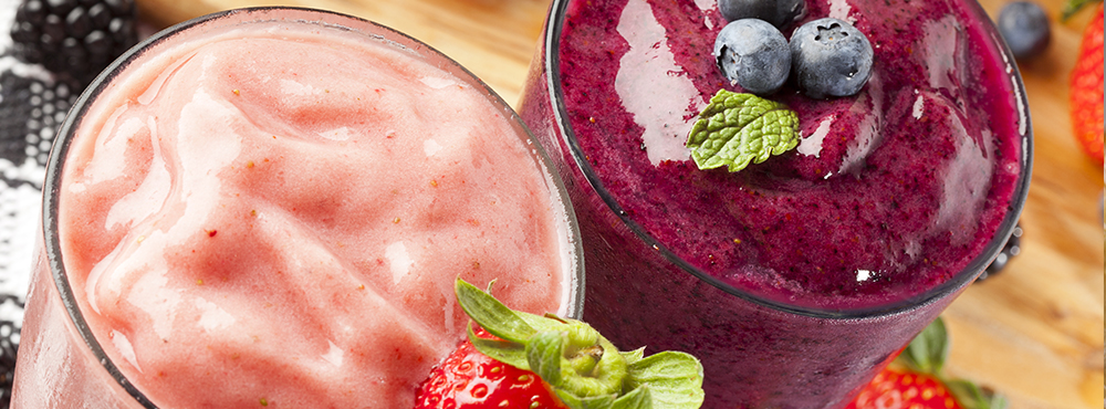 Delicious Smoothie Options