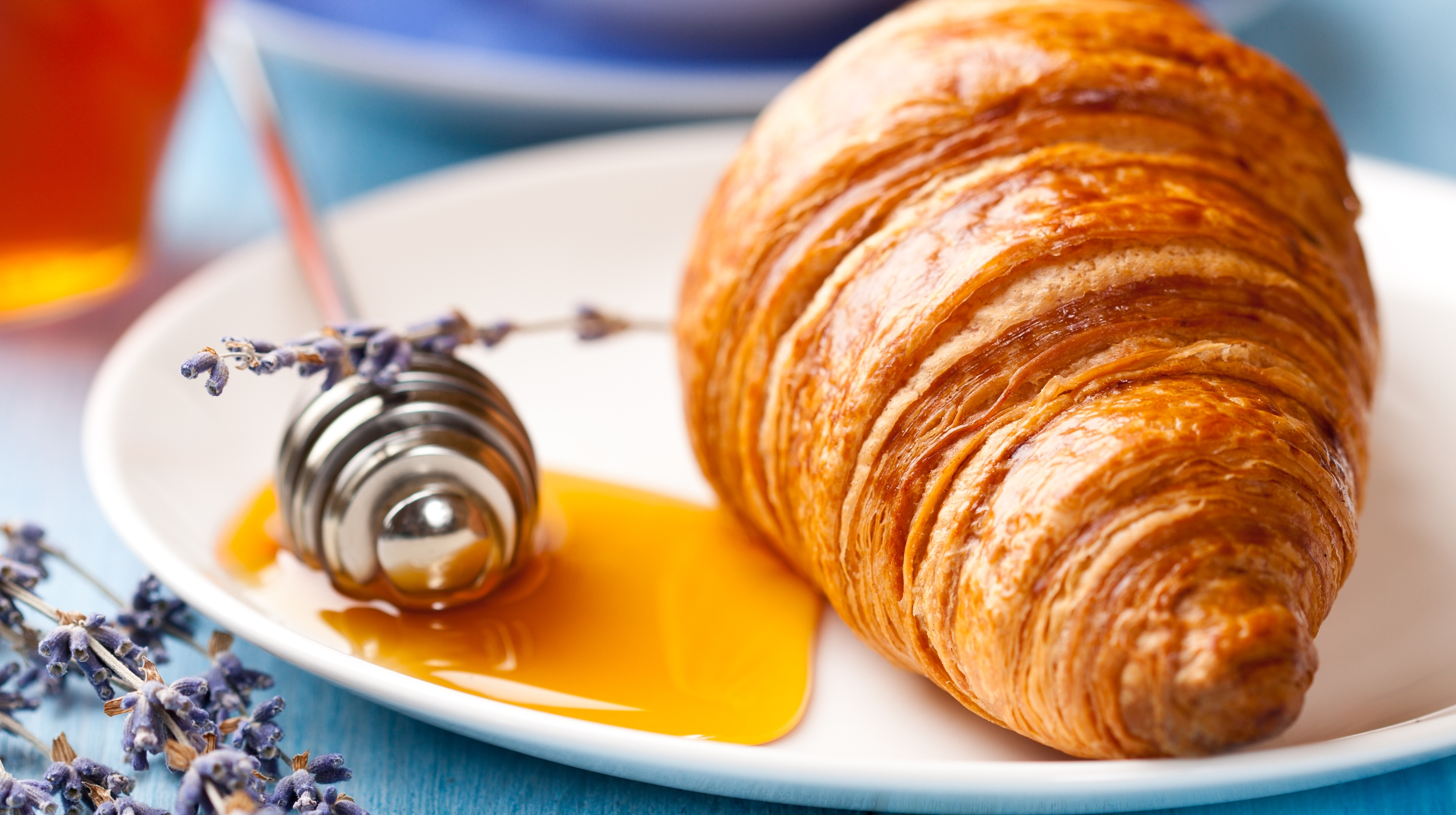 Buttery Toasted Croissant