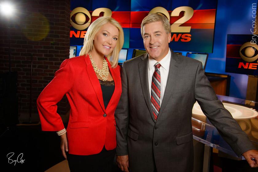 JDB Portfolio: PR and Broadcast Media: Live Remote Utah