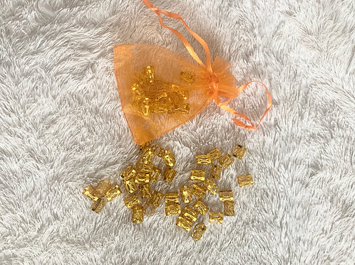 Plain Braid Accessories (15 pieces)
