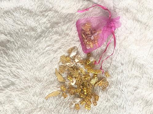 Assorted Braid Accessories (25 pieces)