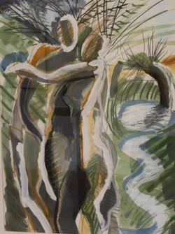 David Imms, Willow Tree Figures