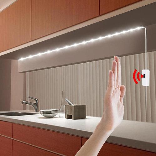 USB LED Motion Strip Light (2m) White/Warm White