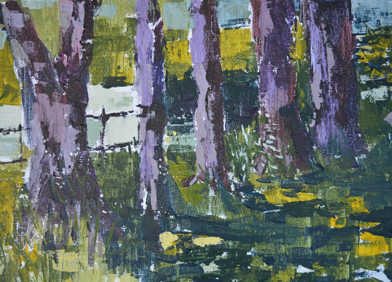 Erica Fairhurst, Tree line
