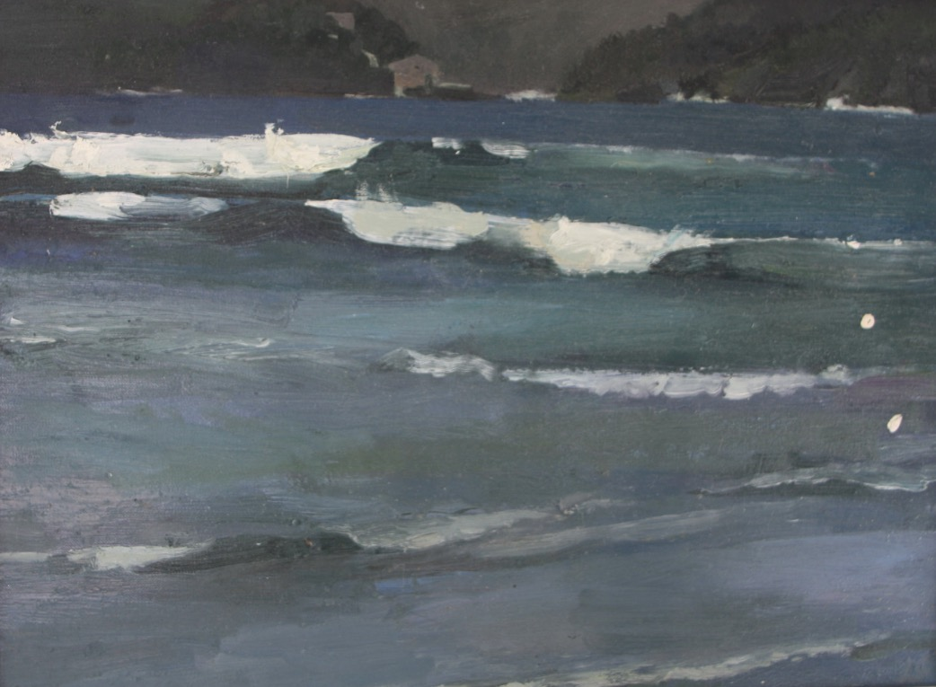 Lucy Cavendish, Whitesands Bay