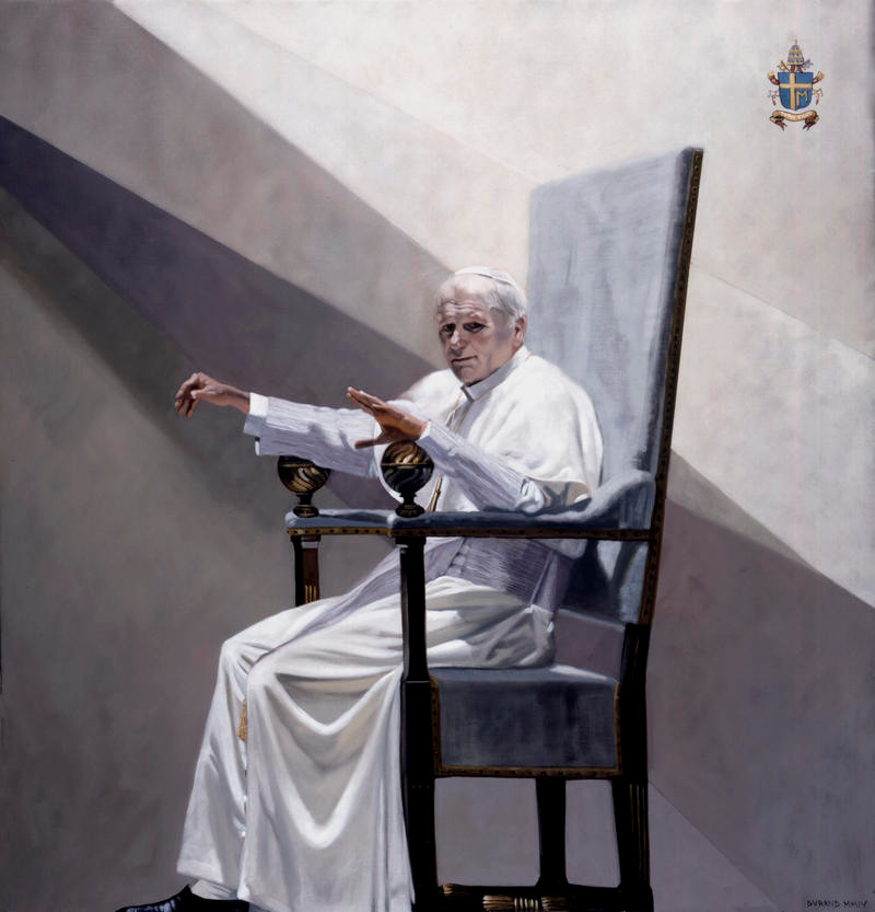 John Paul II (second version)