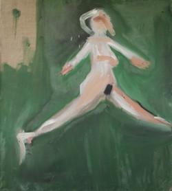 Annie Morris, Dancing Figure