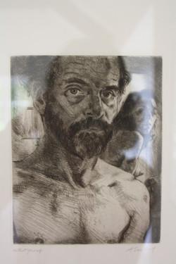 Sigmund Abeles, Self Portrait