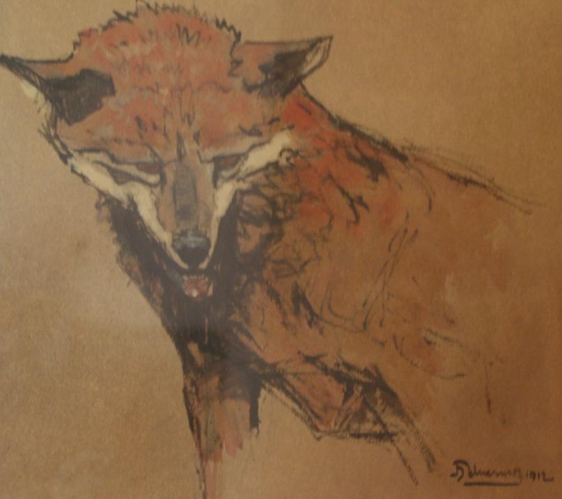 Henri Deluermoz, Fox