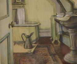 Sigmund Abeles, Bathroom