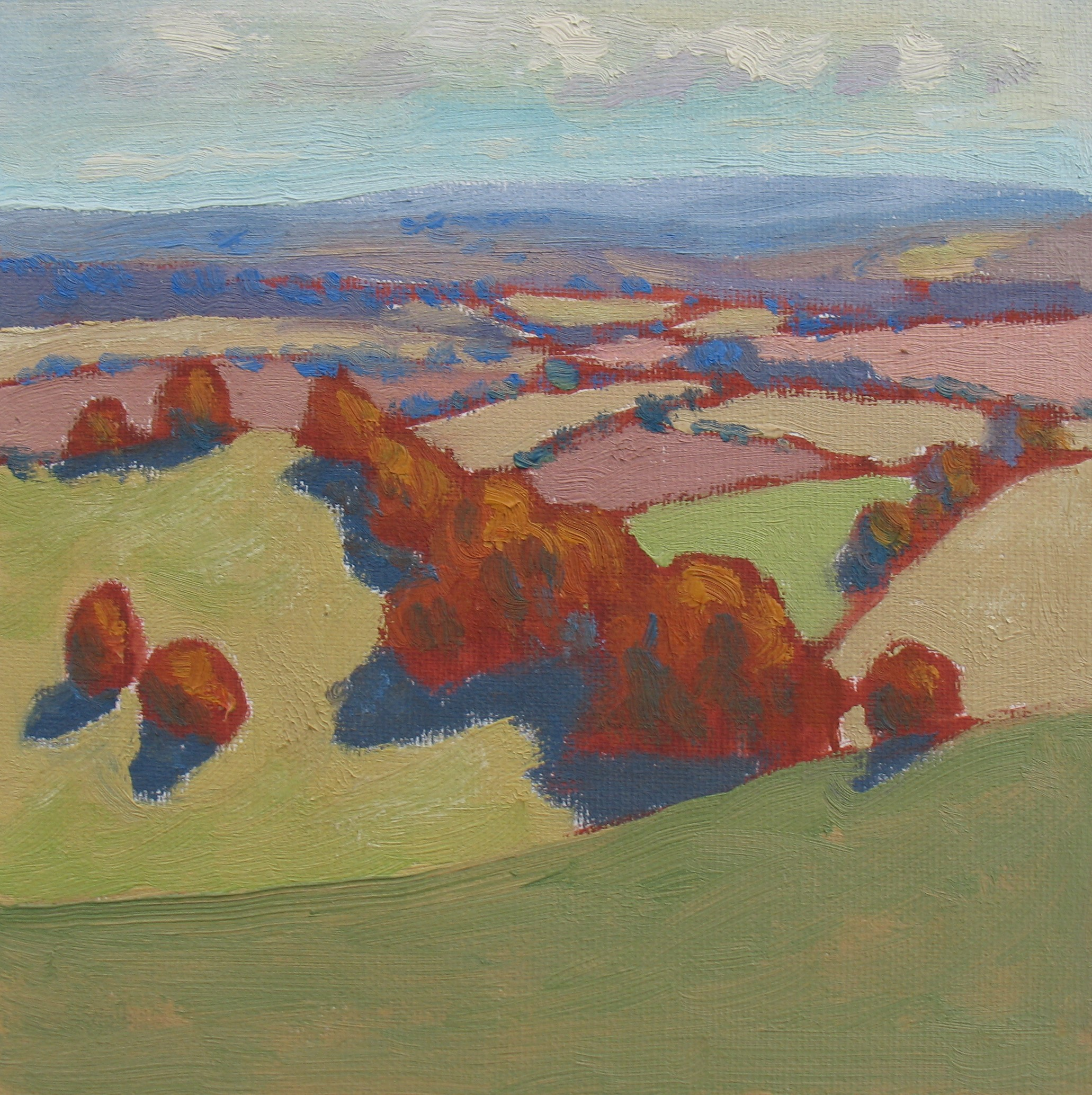 Autumn Landscape Section I