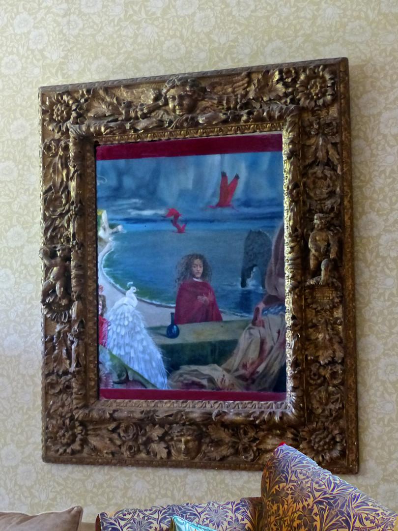 Resurrection in mirror