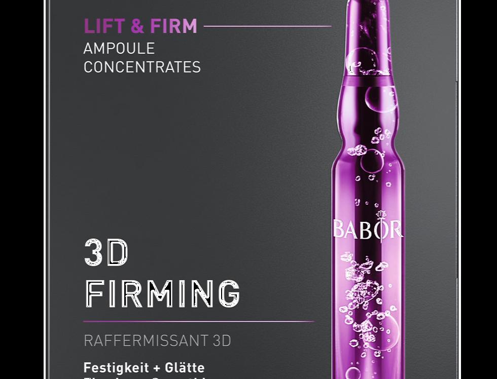 3D Firming