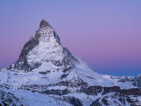 Ein Wochenende am Matterhorn