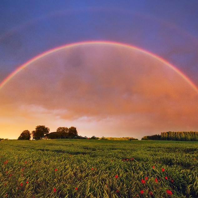 Chiemgau Regenbogen
