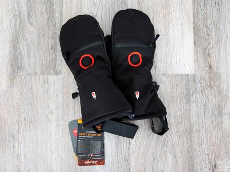 The Heat Company: Neue Handschuhe