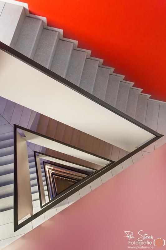 Treppenhaus München