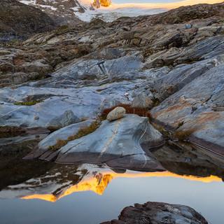 Gletscher Österreich