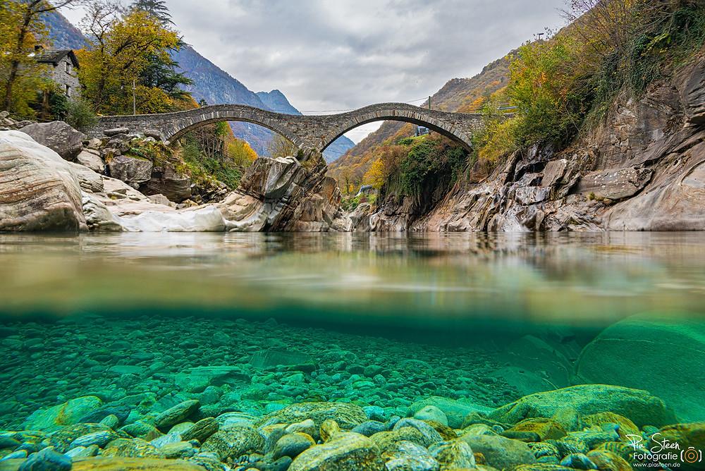 Valle Verzasca Ponte dei Salti