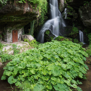 Wasserfall Sächsische Schweiz