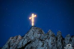 Kreuz auf der Kampenwand