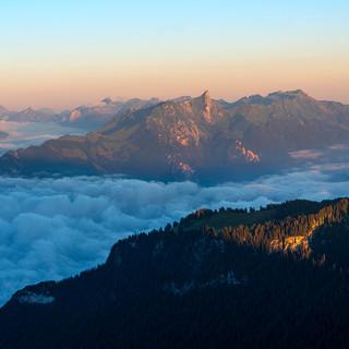 Schweiz Stockhorn