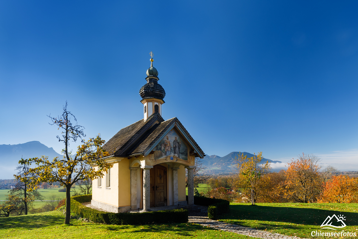 Kapelle im Chiemgau