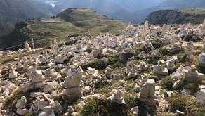 Steinmännchen und warum sie der Natur schaden