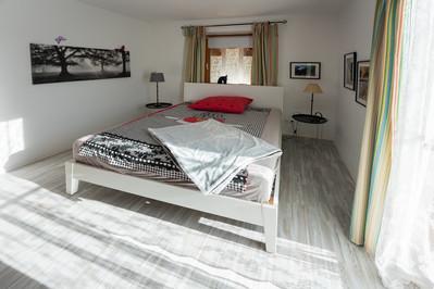 Da Schlafzimmer