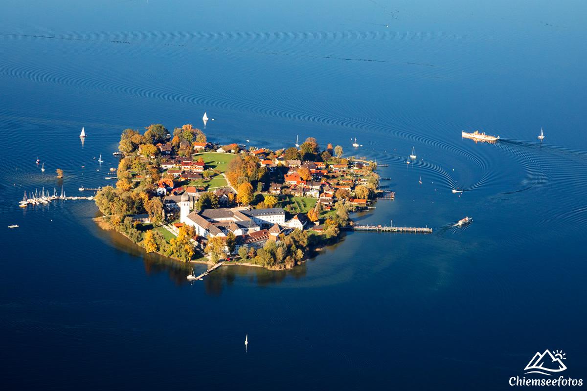 Herbst auf der Fraueninsel