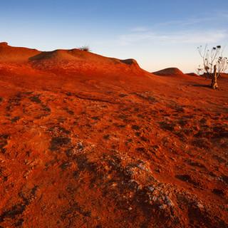 La Gomera Rote Wüste